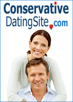 Conservative dating service